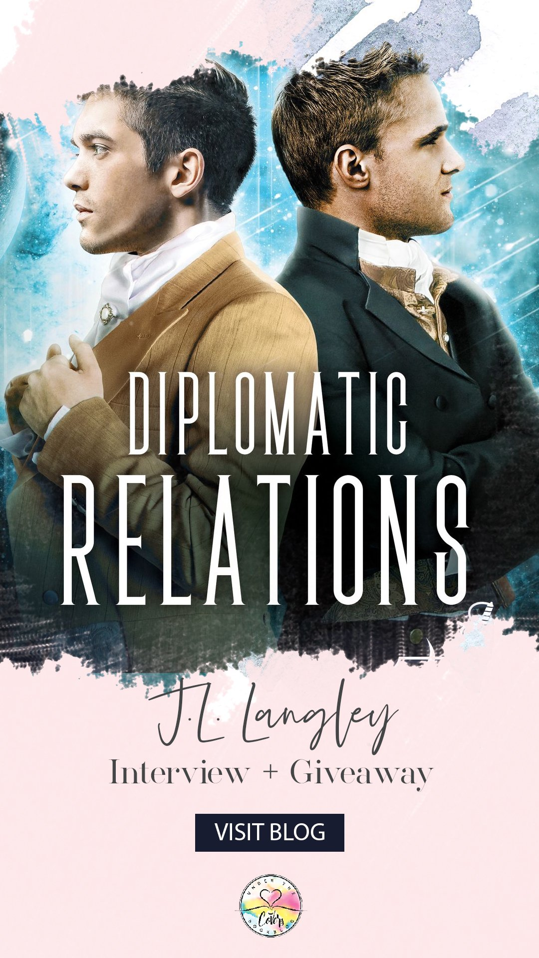 A Scandalous Affair: J.L. Langley
