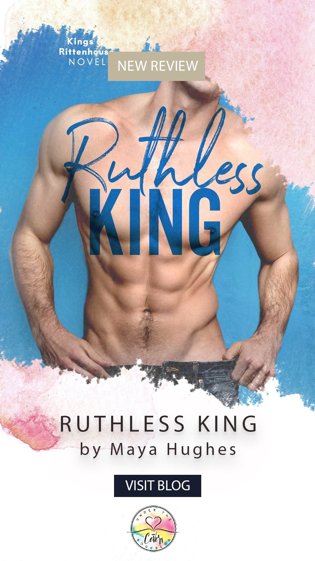 Review: Ruthless King by Maya Hughes