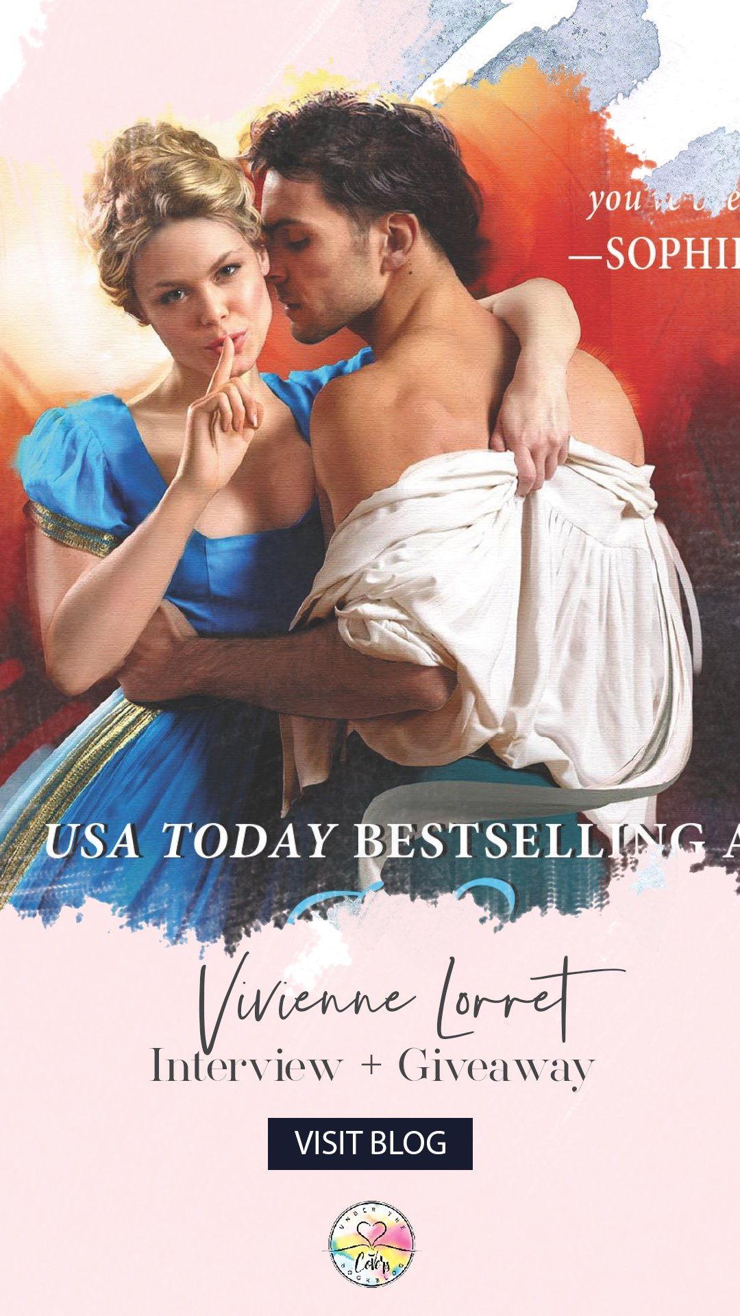 A Scandalous Affair: Vivienne Lorret