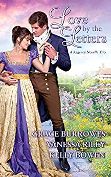 Love by the Letters by Kelly Bowen, Grace Burrowes and Vanessa Riley
