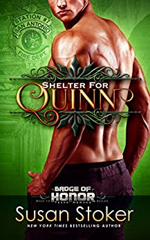 Shelter for Quinn by Susan Stoker