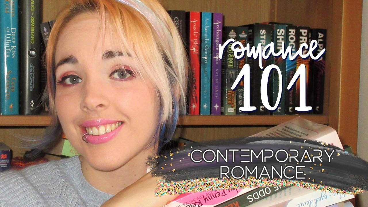 Romance 101: Contemporary Romance + Giveaway