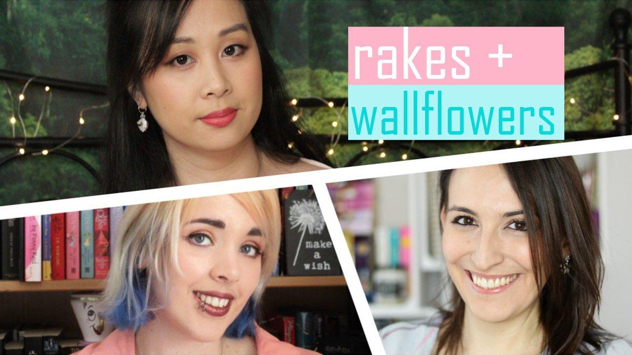 A Scandalous Affair: Rake + Wallflower Recommendations