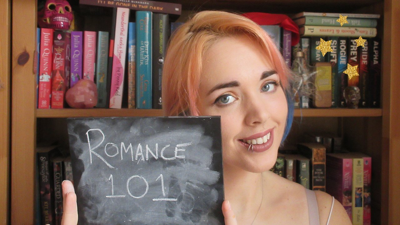 Romance 101: Intro + Giveaway