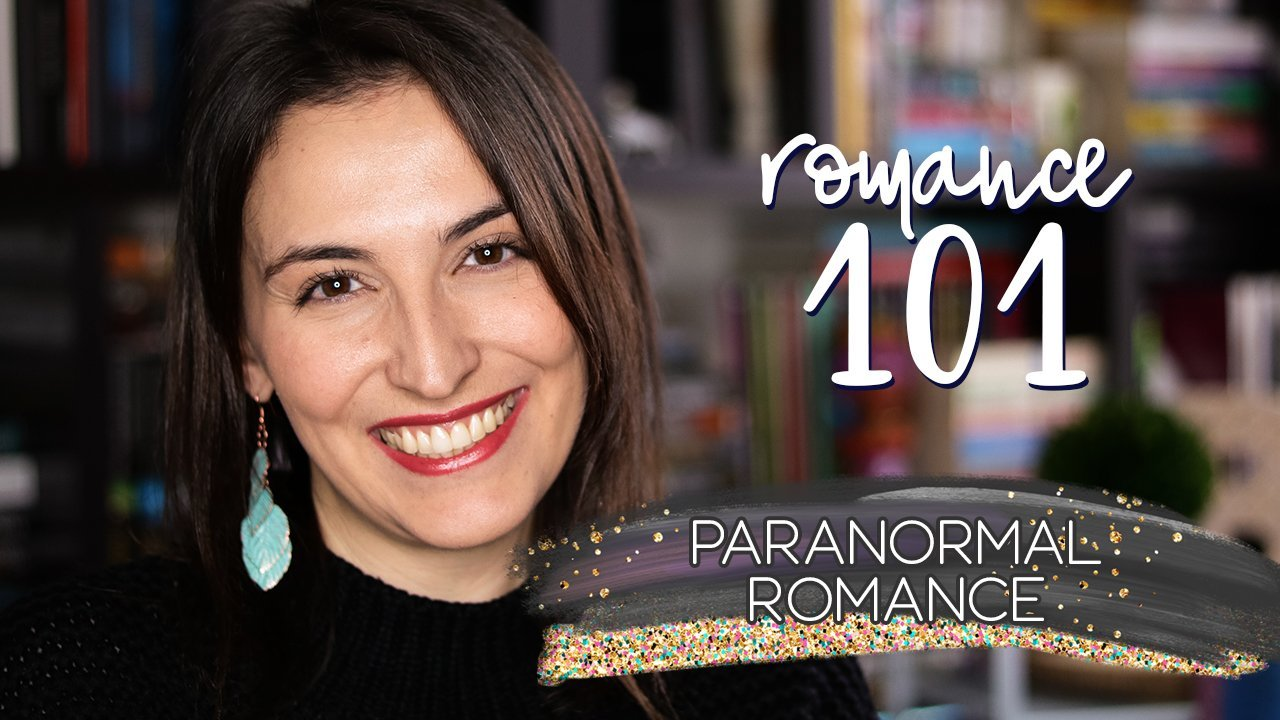 Romance 101: Paranormal Romance + Giveaway