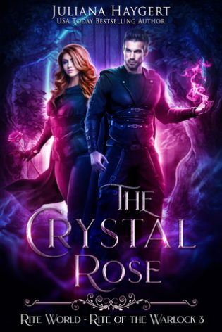 The Crystal Rose by Juliana Haygert
