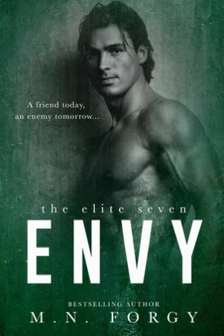 Envy by M.N. Forgy