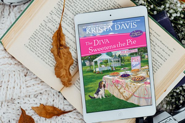 ARC Review: The Diva Sweetens the Pie by Krista Davis