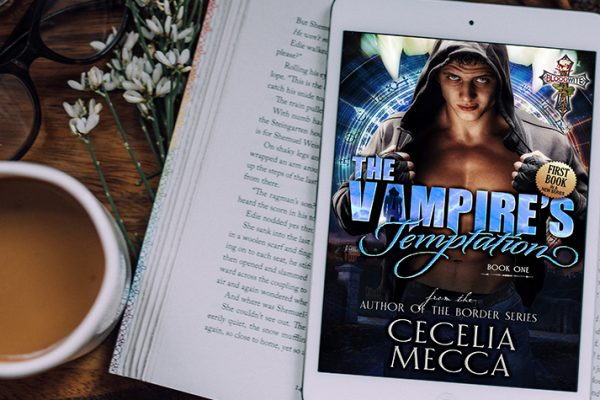 ARC Review: The Vampire's Temptation by Cecelia Mecca