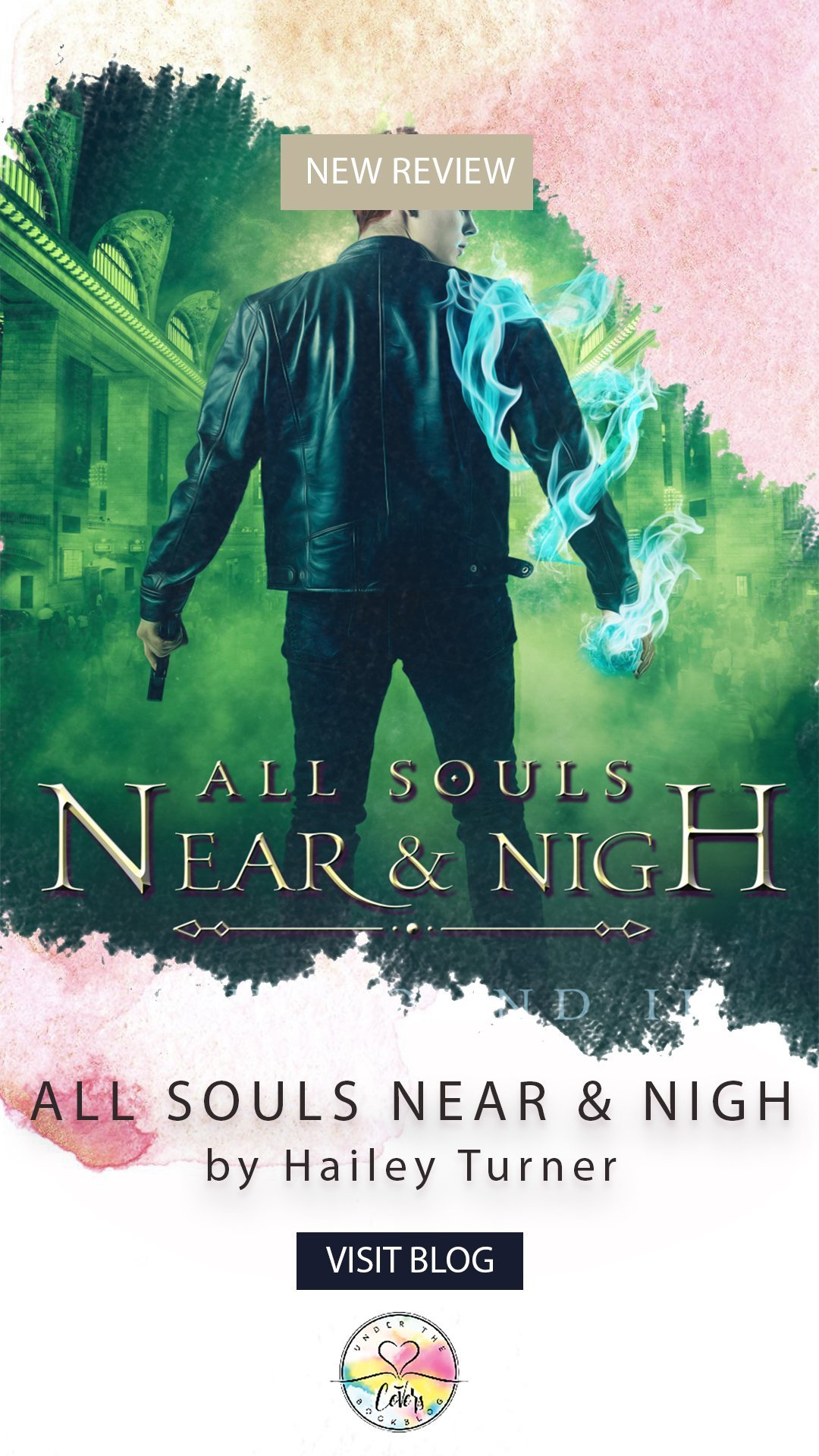 ARC Review: All Souls Near & Nigh by Hailey Turner
