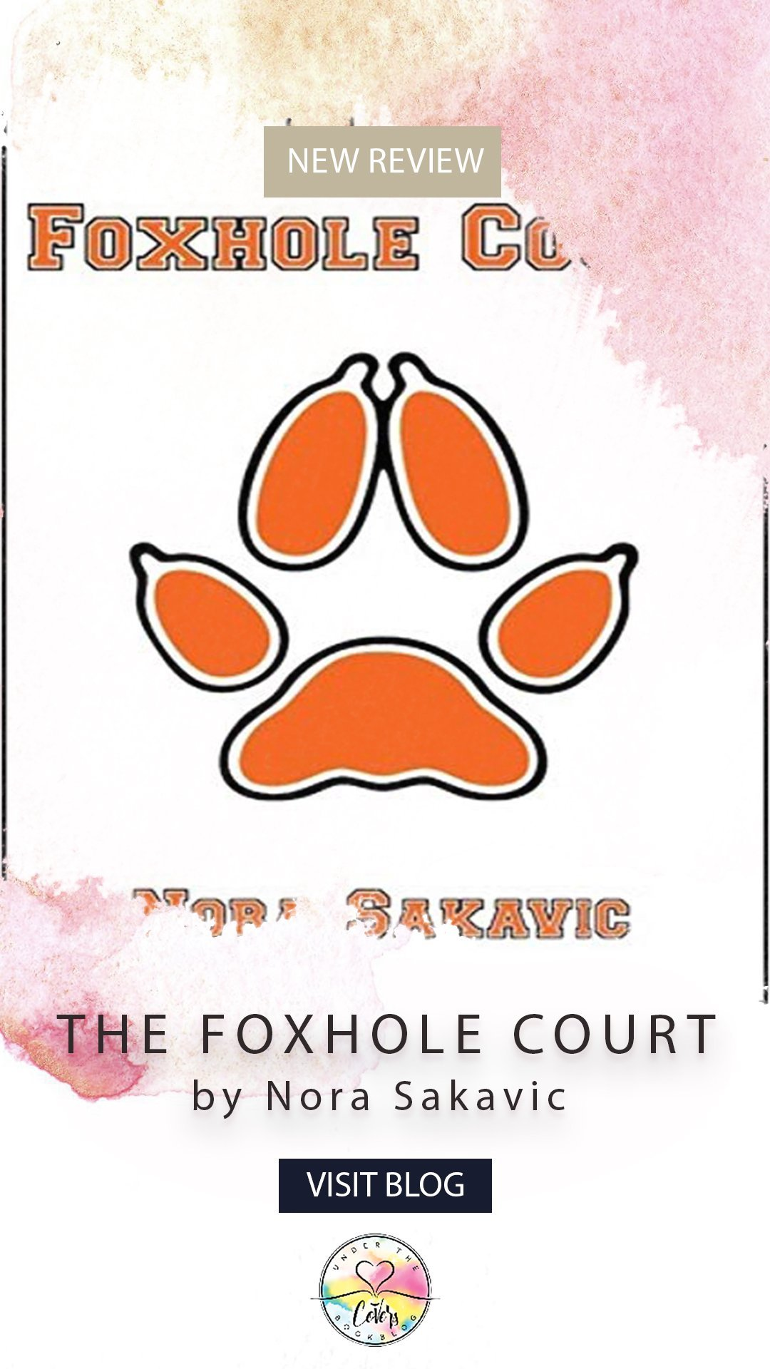 Review: The Foxhole Court by Nora Sakavic