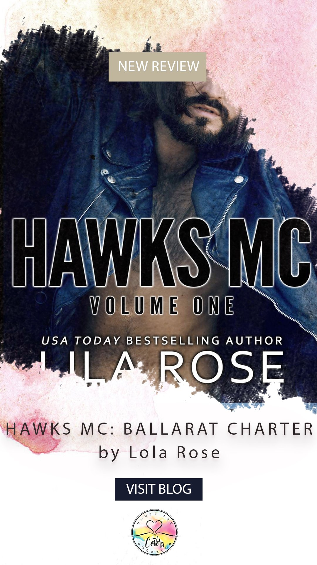 Review: Hawks Motorcycle Club: Ballarat Chapter series by Lila Rose