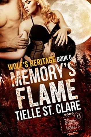 Memory's Flame by Tielle St Clare