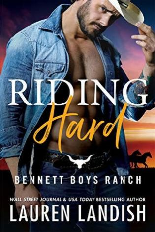 Riding Hard by Lauren Landish