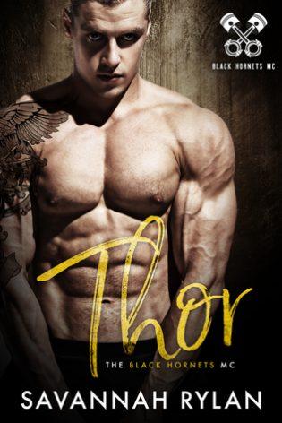 Thor by Savannah Rylan
