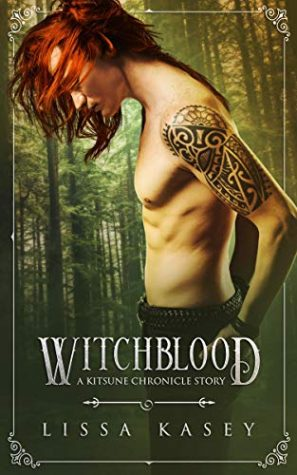 Witchblood by Lissa Kasey