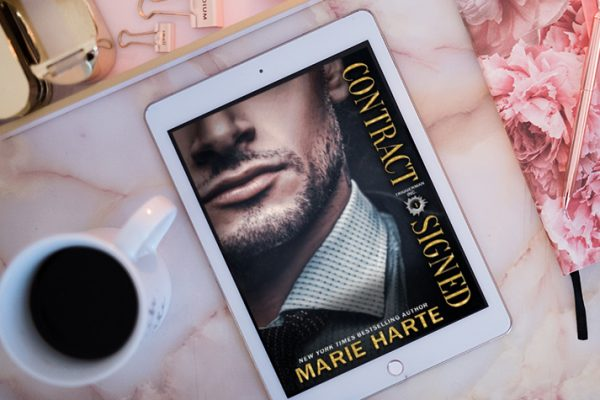 ARC Review: Contract Signed by Marie Harte