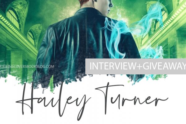 Interview and Giveaway with Hailey Turner