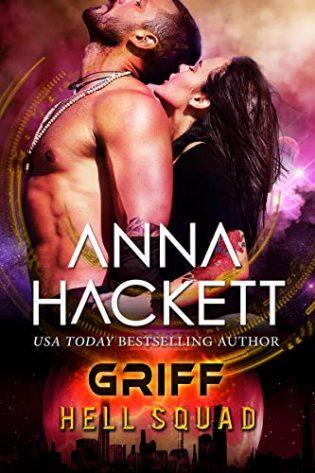 Griff by Anna Hackett