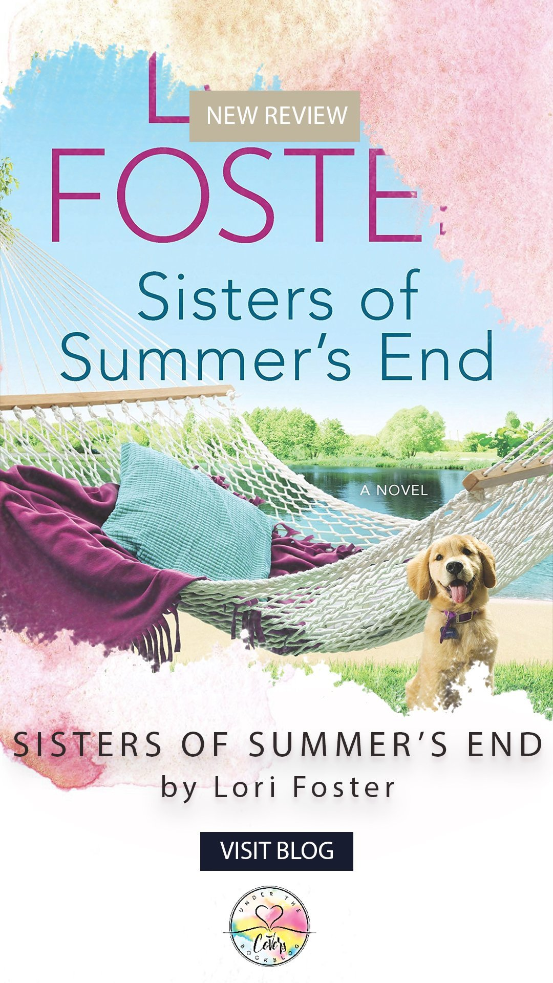 ARC Review: Sisters of Summer\'s End by Lori Foster