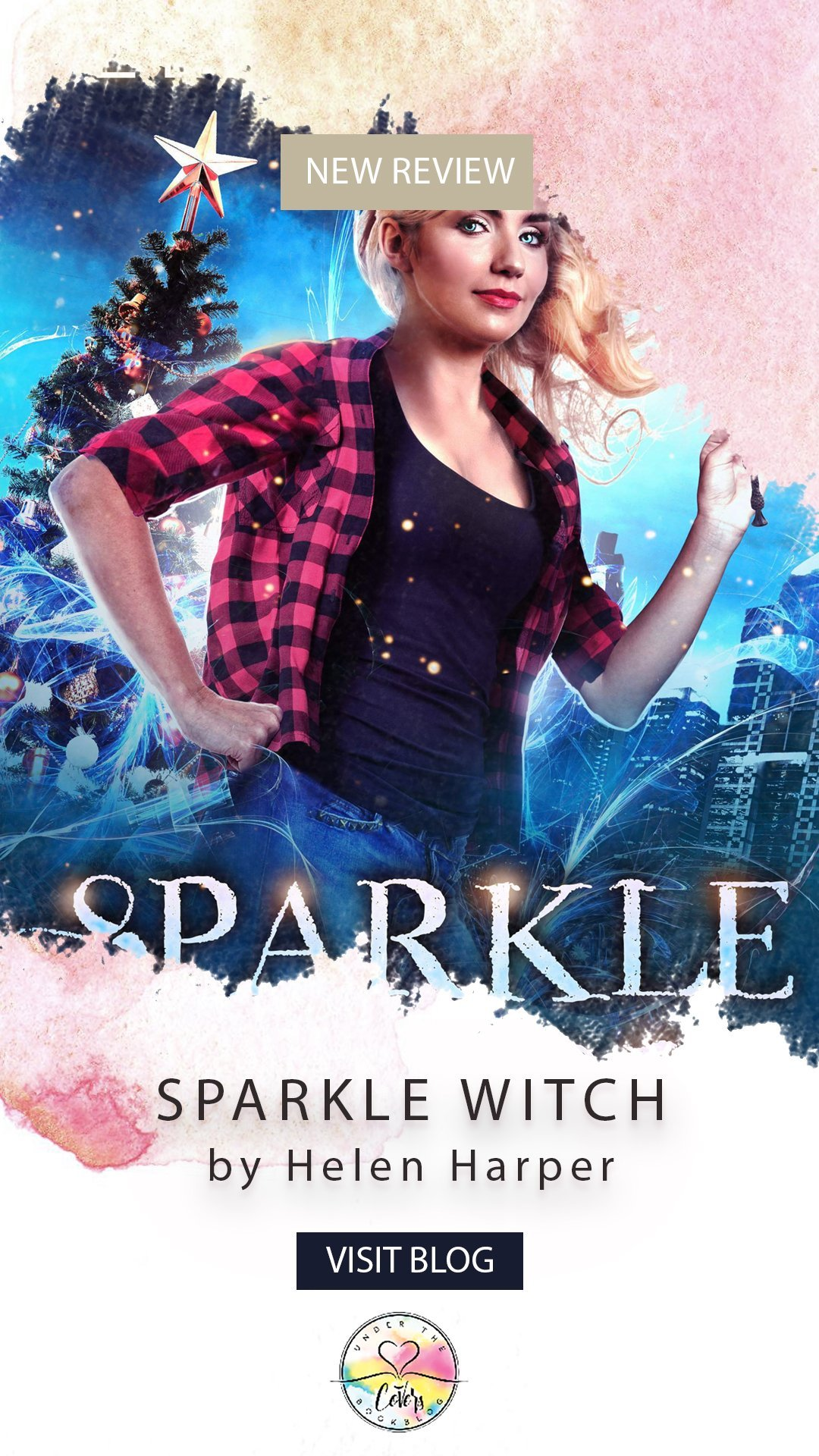 ROMANCEOPOLY Review: Sparkle Witch by Helen Harper