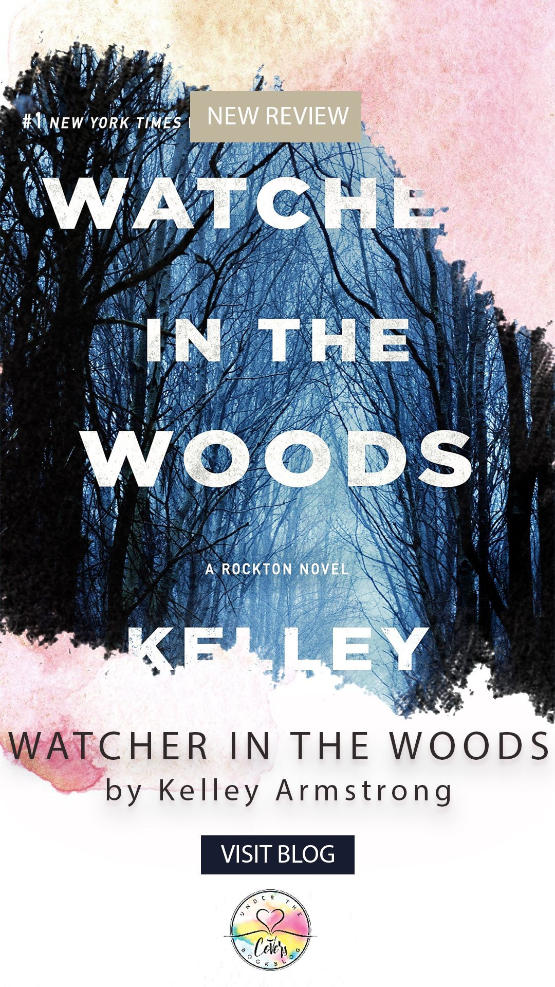 Review: Watcher in the Woods by Kelley Armstrong