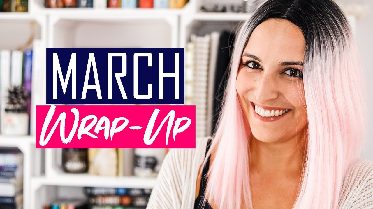 March Reading Wrap-Up