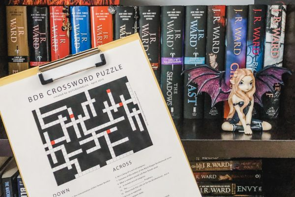 Crossword of the Day: Black Dagger Brotherhood
