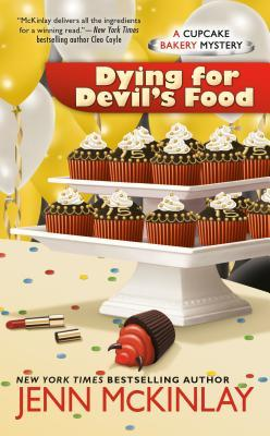 ARC Review: Dying for Devil's Food Cake by Jenn McKinlay