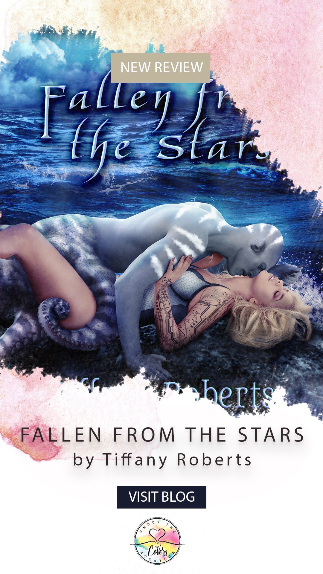Review: Fallen From the Stars by Tiffany Roberts