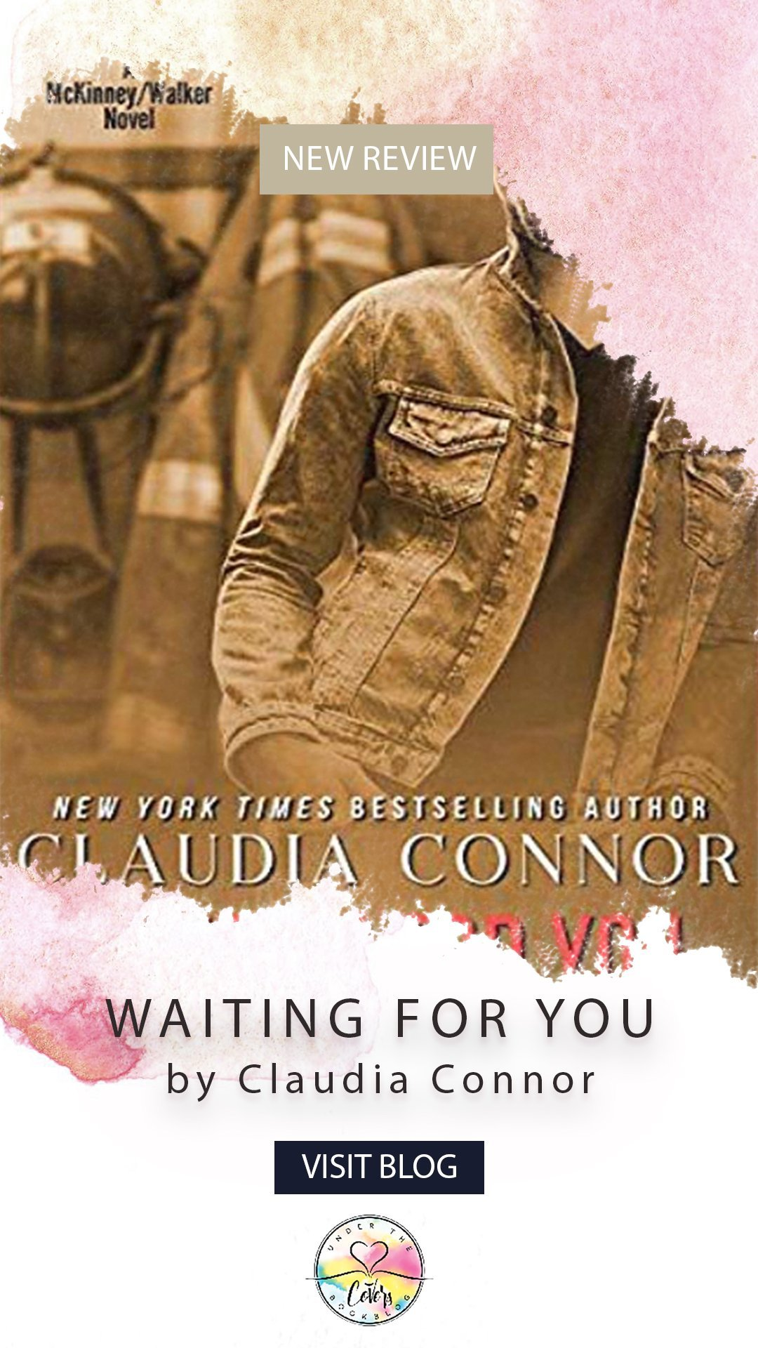 ARC Review: Waiting For You by Claudia Connor