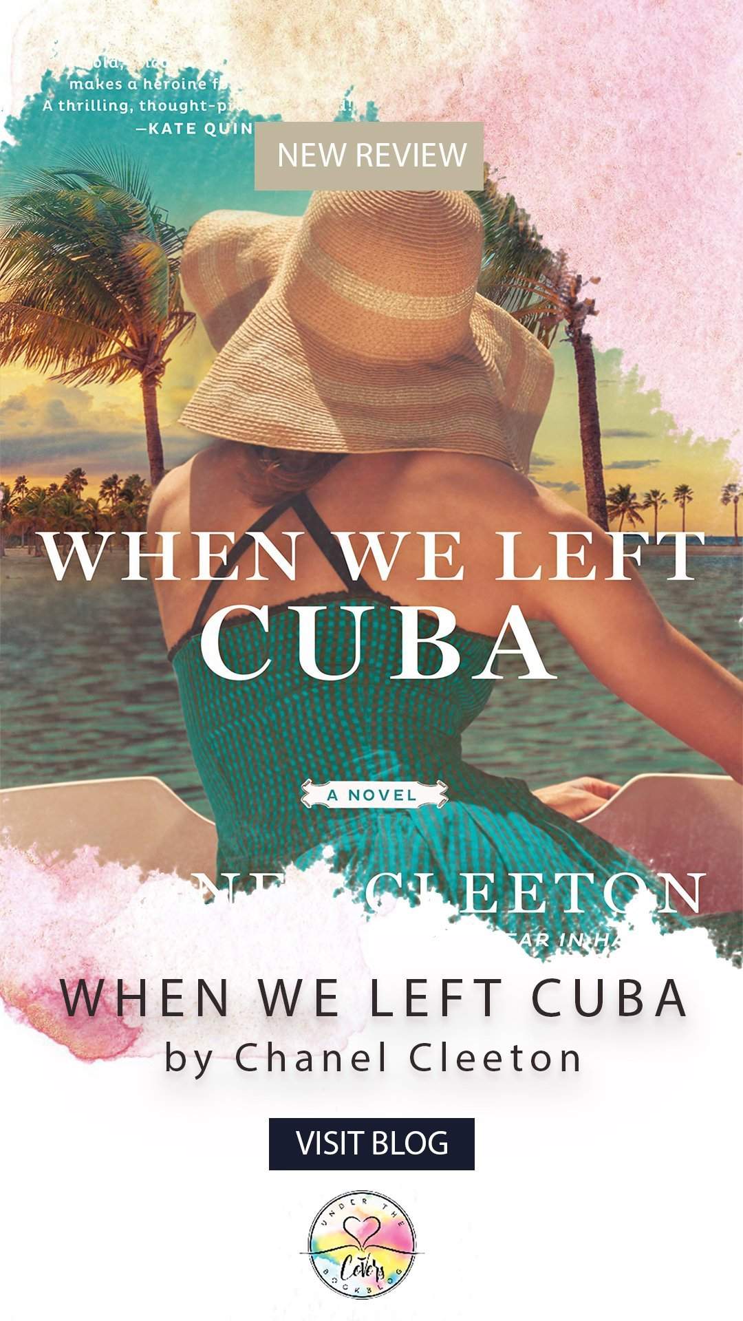 ARC Review: When We Left Cuba by Chanel Cleeton