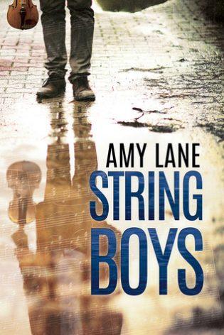 String Boys by Amy Lane