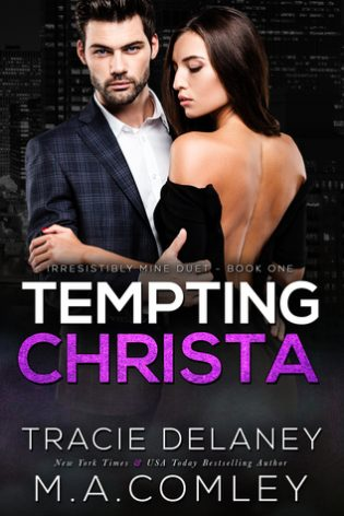 Tempting Christa by Tracie Delaney, M.A. Comley