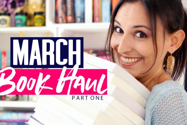 Book Haul [Part One] + Giveaway: March 2019