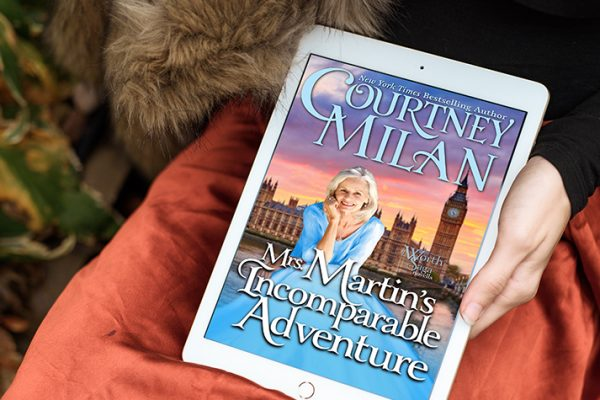 ARC Review: Mrs. Martin's Incomparable Adventure by Courtney Milan