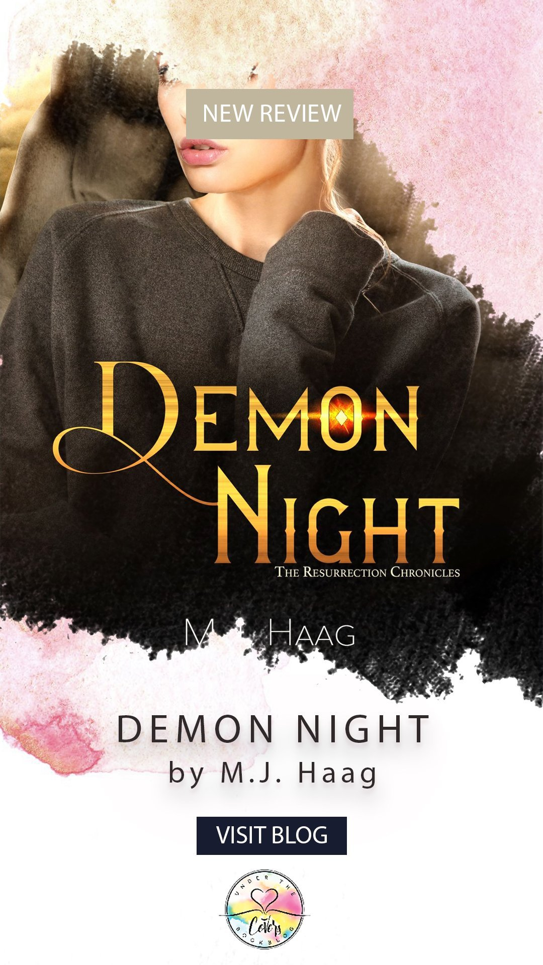 Review: Demon Night by M.J. Haag