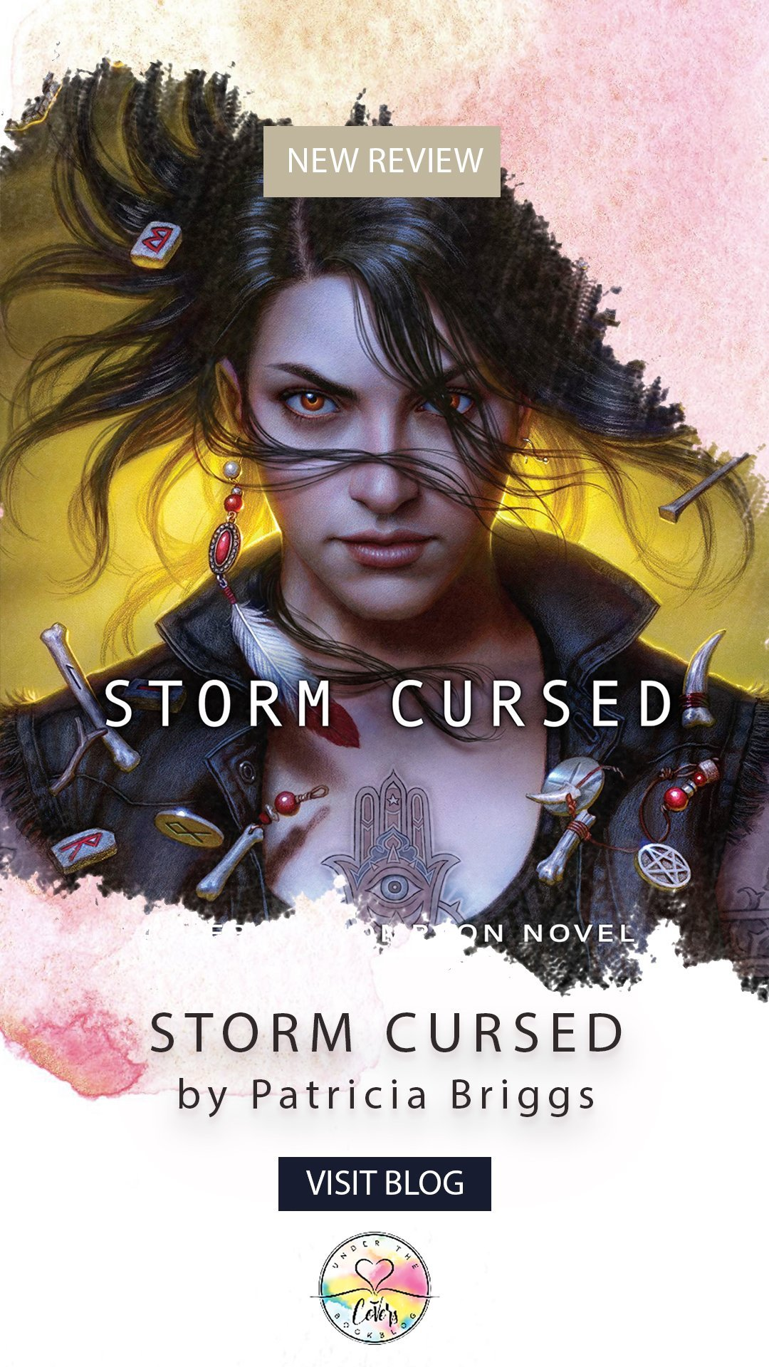ARC Review: Storm Cursed by Patricia Briggs