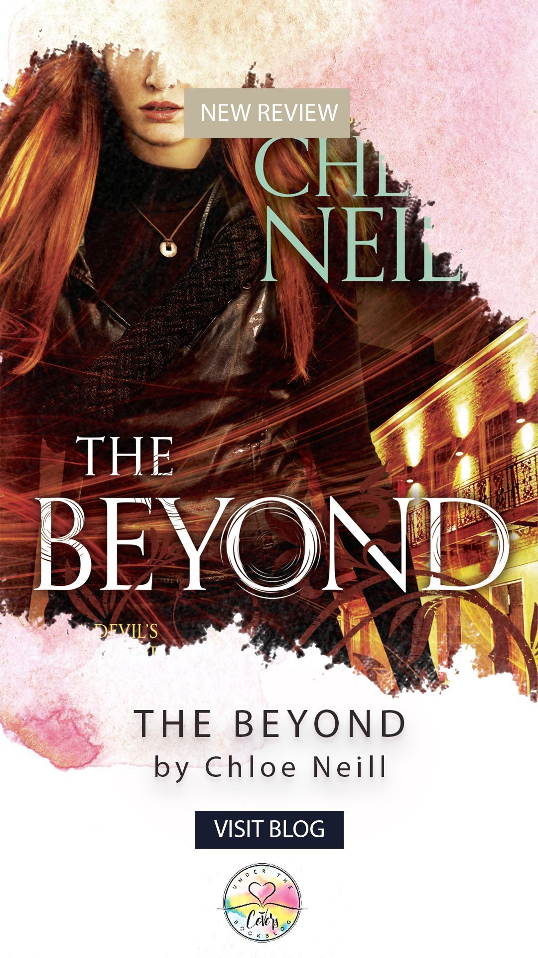 ARC Review: The Beyond by Chloe Neill