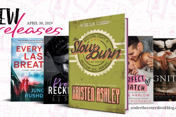 New Releases for April 30, 2019