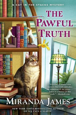 ARC Review: The Pawful Truth by Miranda James