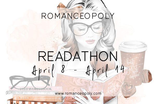 #Romanceopolyathon Wrap-Up
