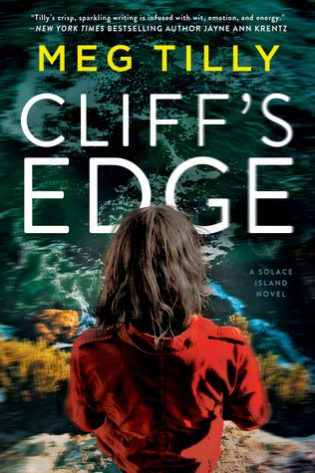 Cliff's Edge by Meg Tilley
