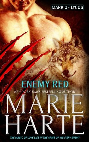 Review: Enemy Red by Marie Harte