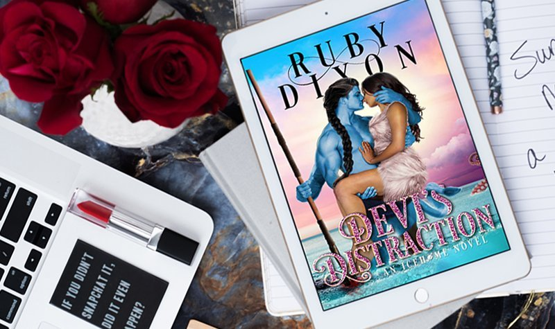 Review: Devi's Distraction by Ruby Dixon