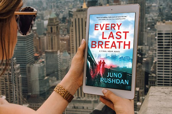 ARC Review: Every Last Breath by Juno Rushdan