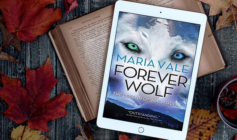 ARC Review: Forever Wolf by Maria Vale