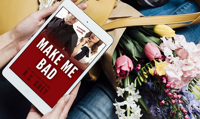 #Romanceopoly Review: Make Me Bad by R.S. Grey