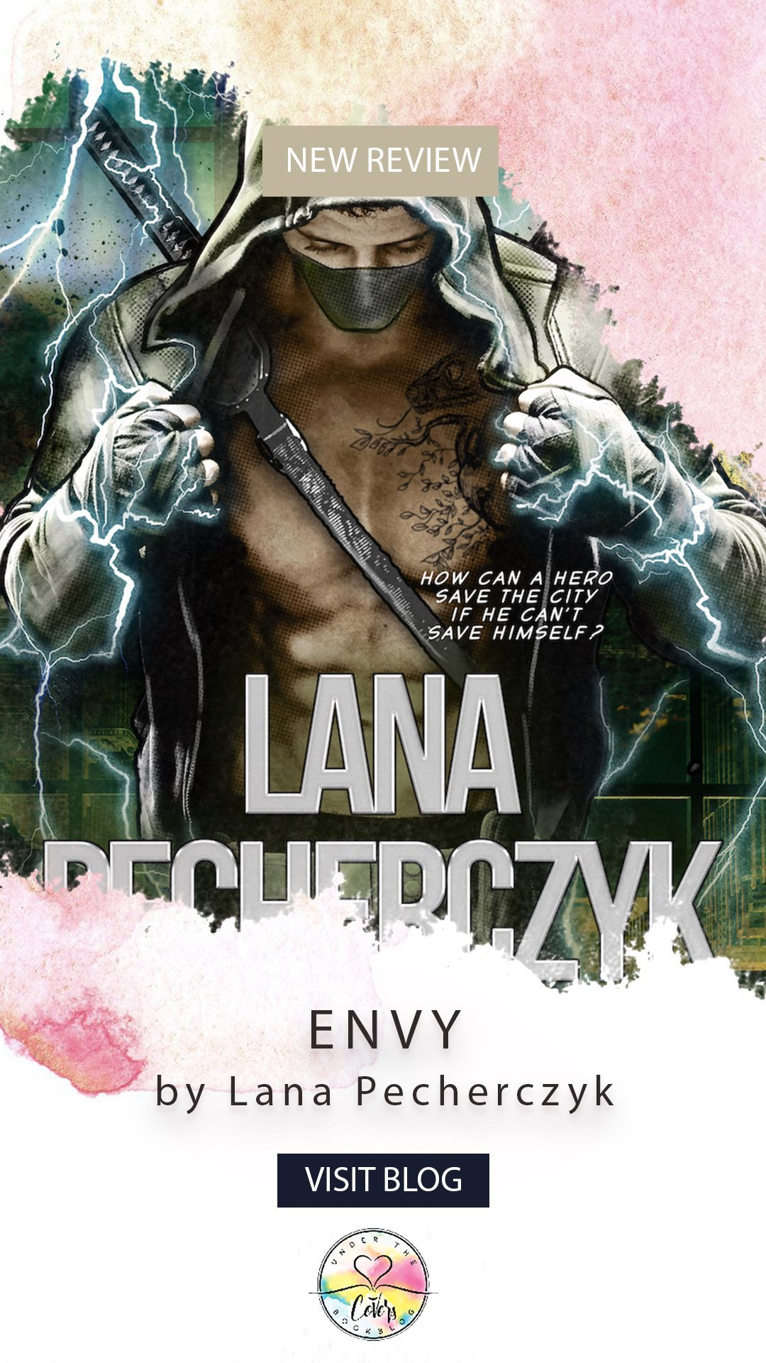 #ROMANCEOPOLY Review: Envy by Lana Pecherczyk