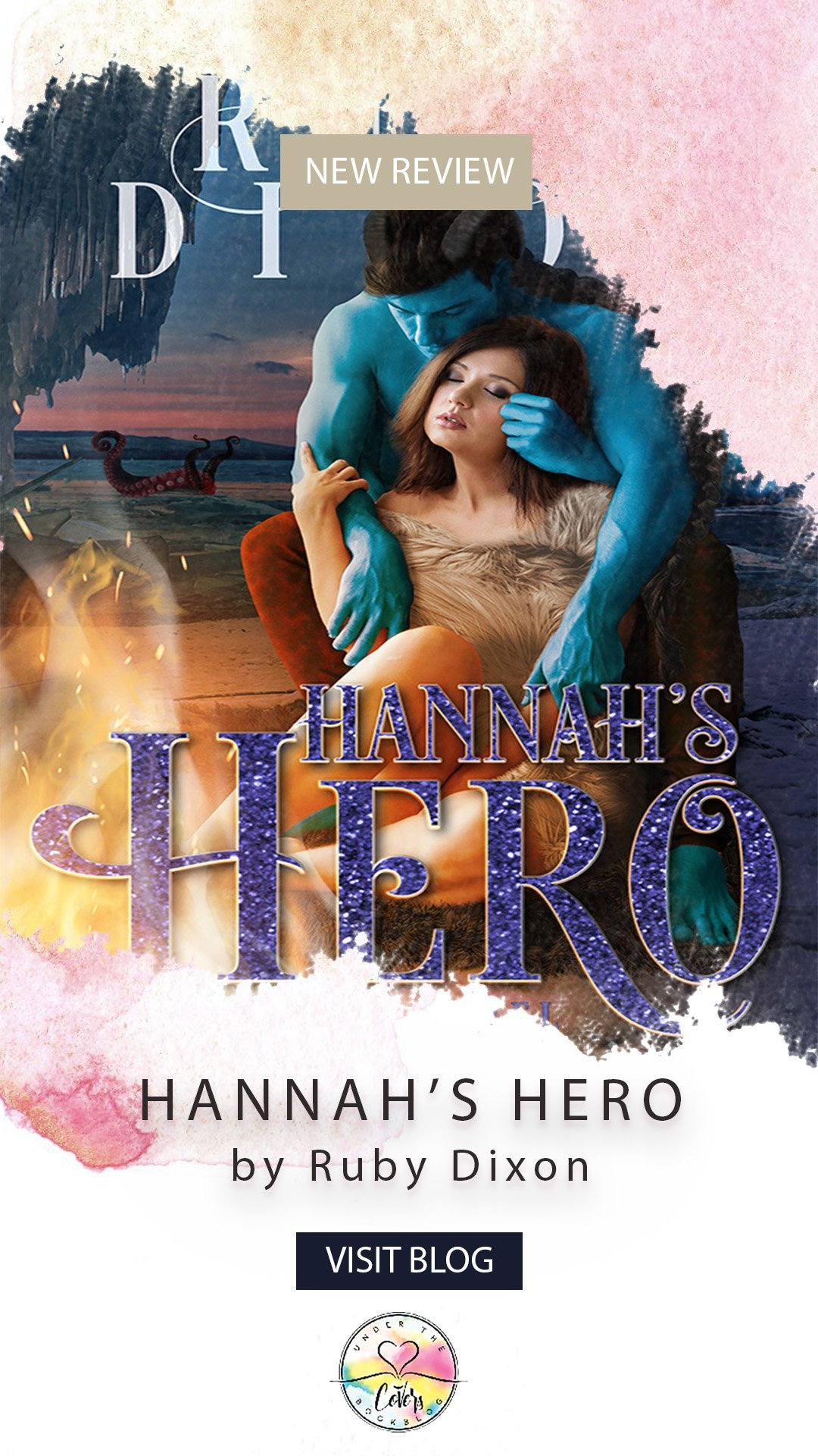 Review: Hannah's Hero by Ruby Dixon